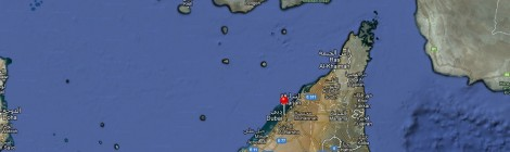 Routenplanung Dubai