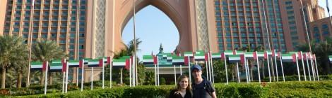 Dubai - Hafen, Hotels und 124 Stockwerke