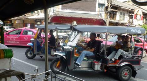 Bangkok- dynamisch, energieraubend und niemals langweilig