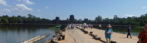 Angkor Wat Laufgruppe sucht Mitglieder