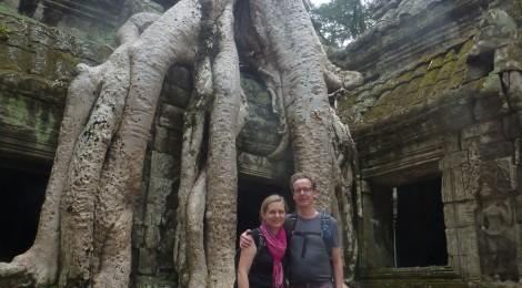 Siem Reap - etwas für Tempel lovers