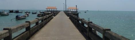 Ao Nang- hoch hinaus und Strand rund um die Uhr