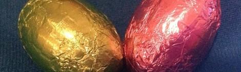 Ostern in Melbourne - Das Ostereiersuchspiel